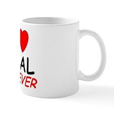 I Love Neal Forever - Mug