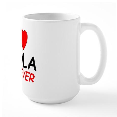 I Love Paola Forever - Large Mug