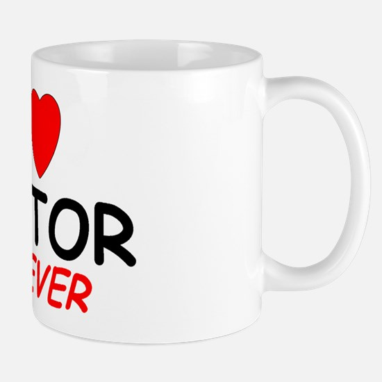 I Love Nestor Forever - Mug