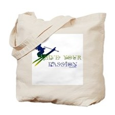 LIVE YOUR PASSION Tote Bag