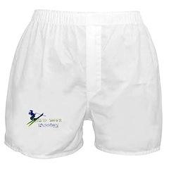 LIVE YOUR PASSION Boxer Shorts