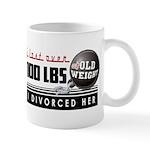 Lost 100+ lbs. Divorced Her Mug
