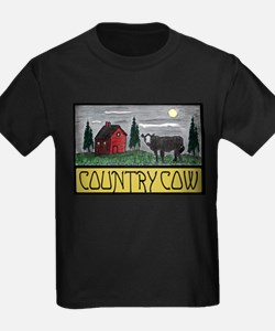 Country Cow T