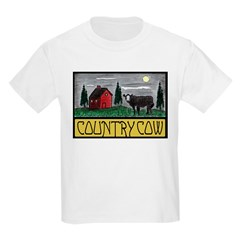 Country Cow T-Shirt
