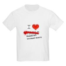 Gymnastics i love Vault T-Shirt