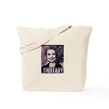 Chillary Photo Fresco Hillary Tote Bag
