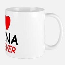 I Love Raina Forever - Mug