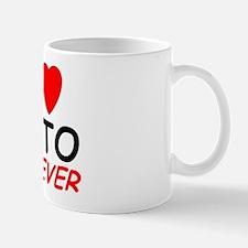 I Love Otto Forever - Mug