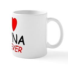 I Love Rayna Forever - Small Mug