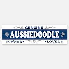 AUSSIEDOODLE Bumper Bumper Bumper Sticker
