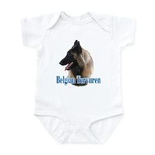Tervuren Name Infant Bodysuit