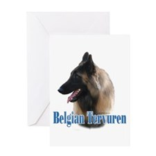Tervuren Name Greeting Card