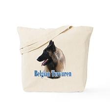 Tervuren Name Tote Bag