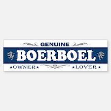 BOERBOEL Bumper Bumper Bumper Sticker