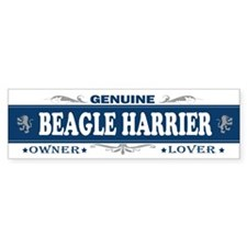 BEAGLE HARRIER Bumper Bumper Sticker