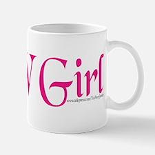WoW girl Mug