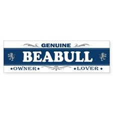 BEABULL Bumper Bumper Bumper Sticker