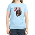 Defending America Women's Light T-Shirt