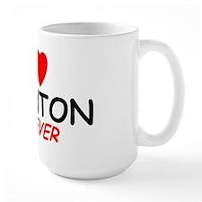 I Love Quinton Forever - Mug