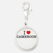 I Love CAMEROON Charms