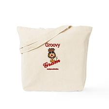 GROOVY GRAM Tote Bag
