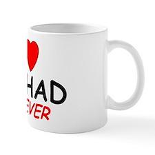 I Love Rashad Forever - Mug