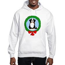 Bernese Mountain Dog Christmas Hoodie