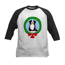 Bernese Mountain Dog Christmas Tee