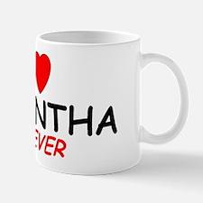I Love Samantha Forever - Mug