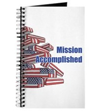 Mission Accomplished Journal