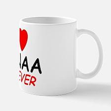 I Love Sanaa Forever - Small Small Mug