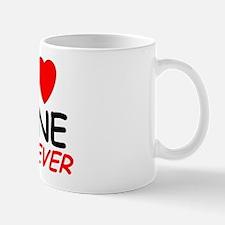 I Love Rene Forever - Mug