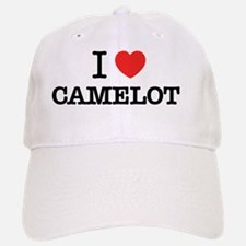 I Love CAMELOT Baseball Baseball Cap