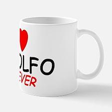 I Love Rodolfo Forever - Small Small Mug