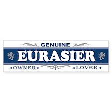 EURASIER Bumper Bumper Sticker