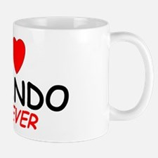 I Love Rolando Forever - Mug