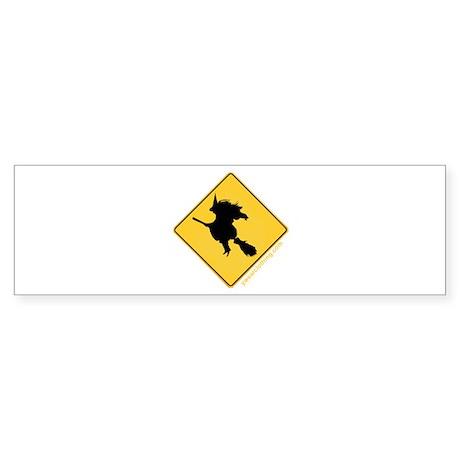 Witch Xing Bumper Sticker