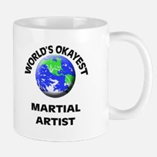 World's Okayest Martial Artist Mugs