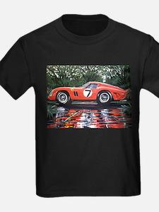 Ferrari GTO Le Mans 62 Garden T-Shirt