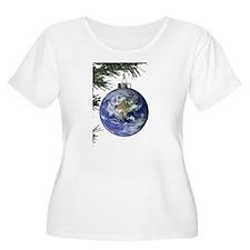 Planet Earth Ornament T-Shirt