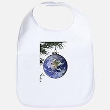 Planet Earth Ornament Bib