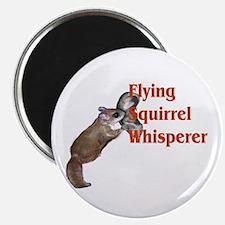 Flying Squirrel Whisperer Magnet