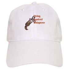 Flying Squirrel Whisperer Baseball Cap