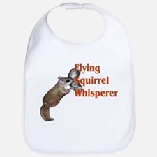 Flying Squirrel Whisperer Bib