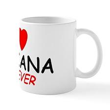 I Love Tatiana Forever - Mug