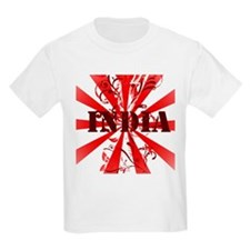Red Vintage India T-Shirt