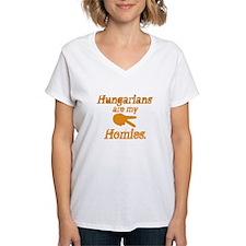 Hungarians are my Homies Shirt