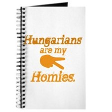 Hungarians are my Homies Journal
