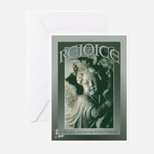 Angels Rejoice Greeting Cards (Pk of 20)