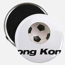 Hong Kong Soccer Magnet